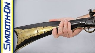 How To Make a Silicone Mold For a Replica Antique Rifle