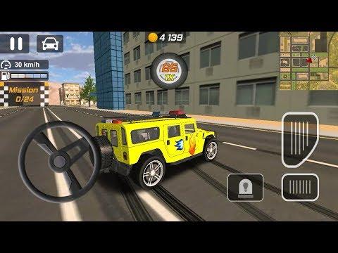 Police drift car Driving Simulator|कार गेम पुलिस गेम|कार का गेम पुलिस वाला thumbnail