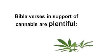Marijuana: Is It Biblical? Part 1 of 2  (Speed Reader Version)