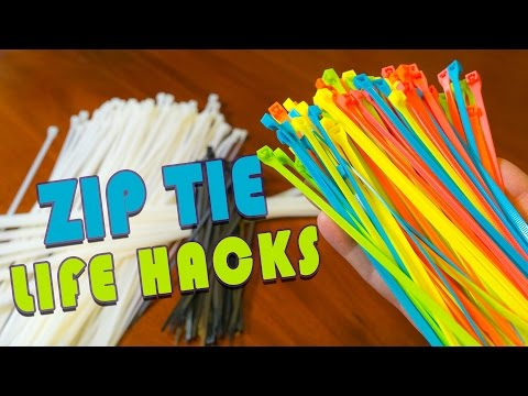 Thumbnail: 7 Awesome Things YOU Can Do With Zip Ties