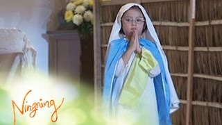 Gambar cover Ningning: Ningning as Virgin Mary
