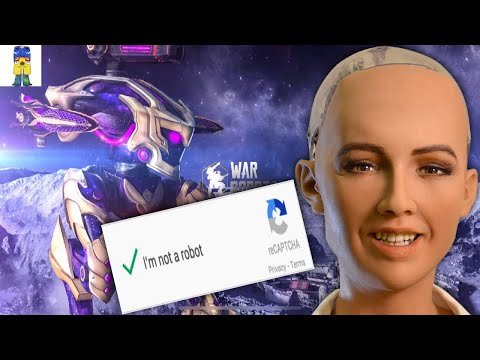 WAR ROBOTS WILL TAKE OVER THE WORLD
