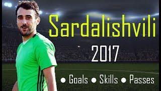 Mikheil Sardalishvili - Welcome to Torpedo ● Goals ● Skills ● Passes | HD ● 2017