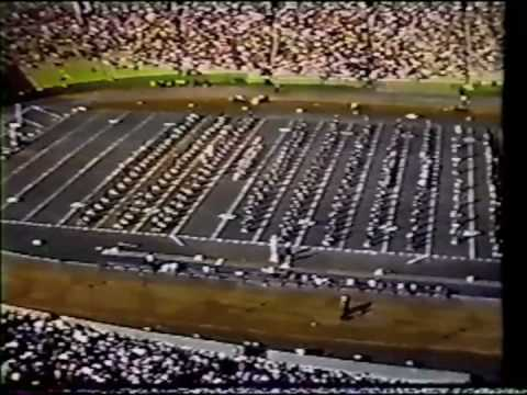 1964 Chaffey Marching Tiger Band - Music In Motion