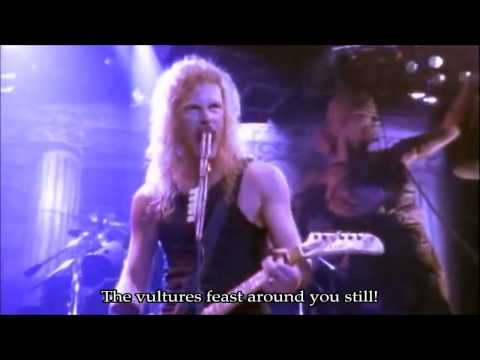 If Metallica played Moth Into Flame at Seattle 1989 (Live Shit) [HD] Sub
