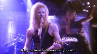 Gambar cover If Metallica played Moth Into Flame at Seattle 1989 (Live Shit) [HD] Sub