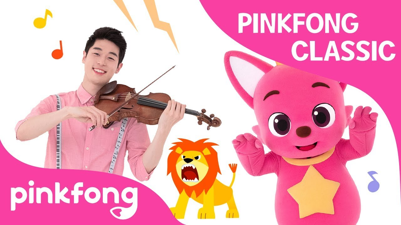 """Pinkfong Classics: Saint Saens """"The Carnival of the Animals""""   Pinkfong Songs for Children"""