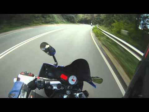 Yamaha YZF  Altenberger Dom