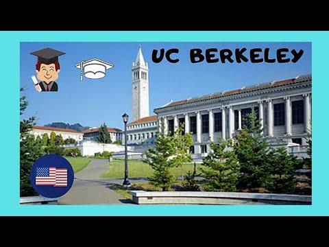 The beautiful campus of The UNIVERSITY OF CALIFORNIA, Berkeley (USA)