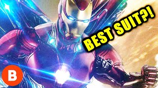 All Of Tony Stark's Best Iron Man Suits