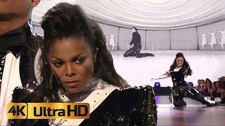 Emotional POST-DEATH Tribute To Michael Jackson | Janet Jackson / VMA's 2009 (4K)