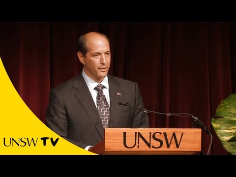AHRCentre Annual Public Lecture: United States Ambassador Jeffrey Bleich