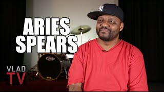 Aries Spears on Paul Mooney Gay Rumors: He Has Some Sugary Moves