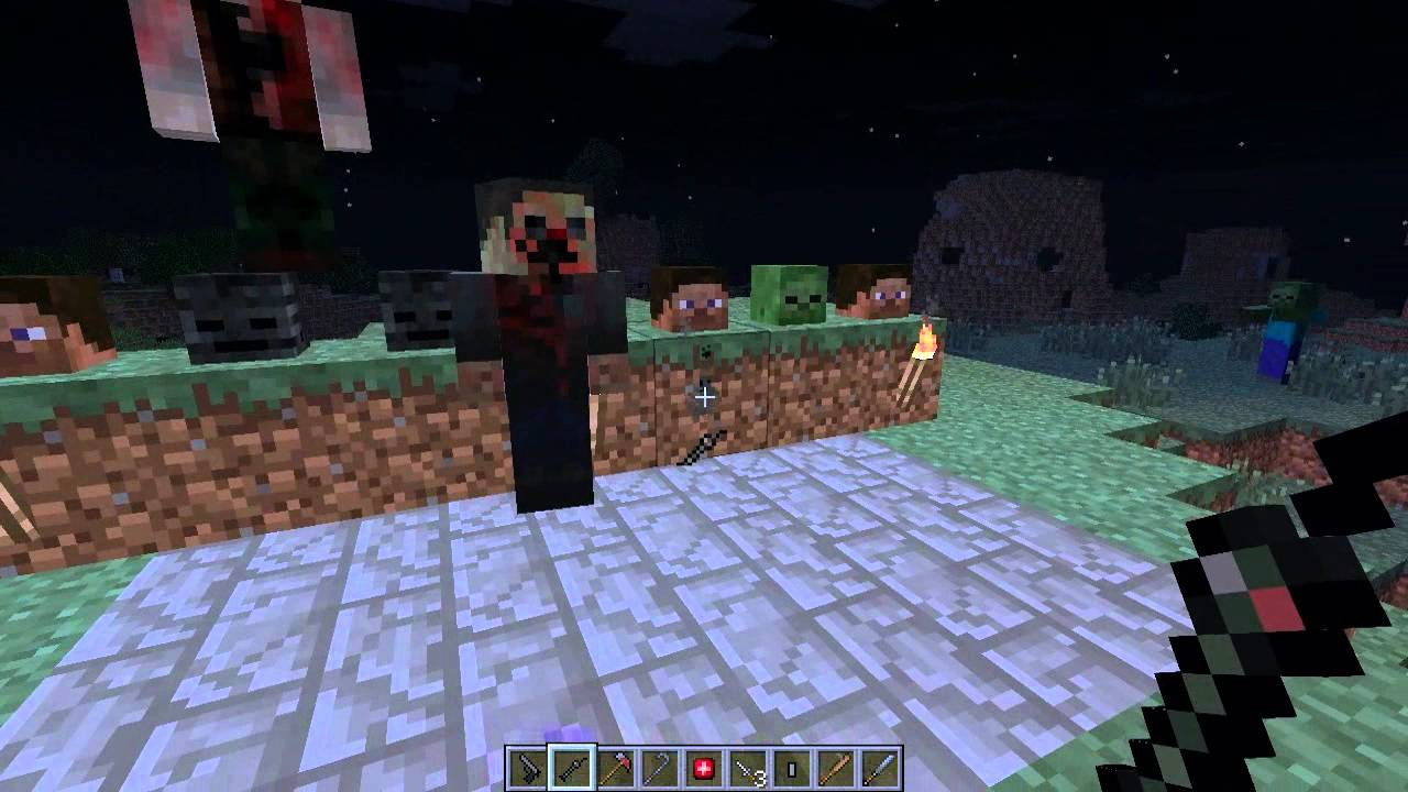 Minecraft mods the crafting dead mod review download for Crafting dead mod download