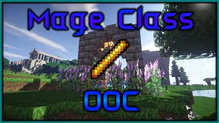 Minecraft: Mage Class | Only One Command (Classes Series)