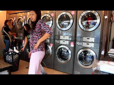Self-Service Laundry Business by KYZEN