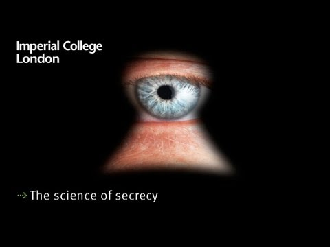 The science of secrecy