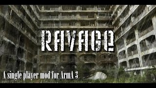 DayZ SP on ArmA 3? Ravage mod by Haleks