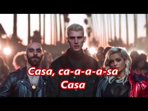 Machine Gun Kelly Ambassadors Bebe Rexha Home Sub Español
