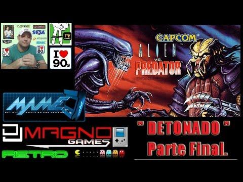 Alien vs  Predator  Arcade Game  Capcom® 1994 Detonado Parte Final