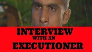 Pakistan Hangman : This is my duty.