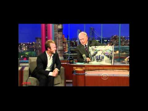 HD Hawaii Five-0: Scott Caan on Letterman - 11/15/10