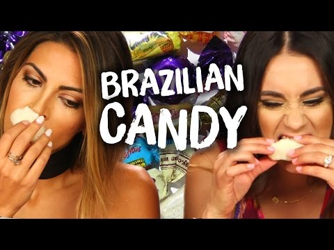 10 Brazilian Candies (Cheat Day)