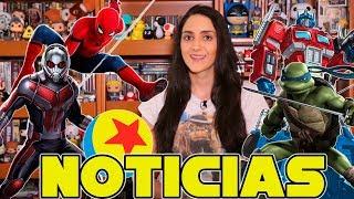 Spider-Man 2, reboot de Tortugas Ninja, ¿cancelan peli de Boba Fett? y más