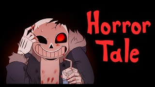 НЕ ПОДХОДИ К НИМ СЛИШКОМ БЛИЗКО | Horrortale Teaser