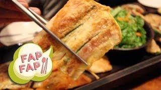 Korean Pancake aka Jeon