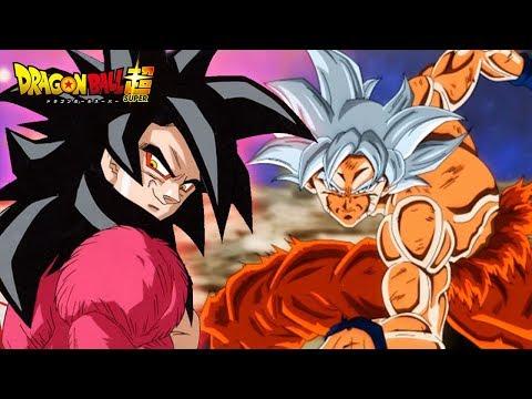SS4 Goku Stronger Than Mastered Ultra Instinct Goku!? Strongest Goku in History!   Dragon Ball Super