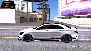 Mercedes Benz CLA 45 AMG Test Drive GTA SA
