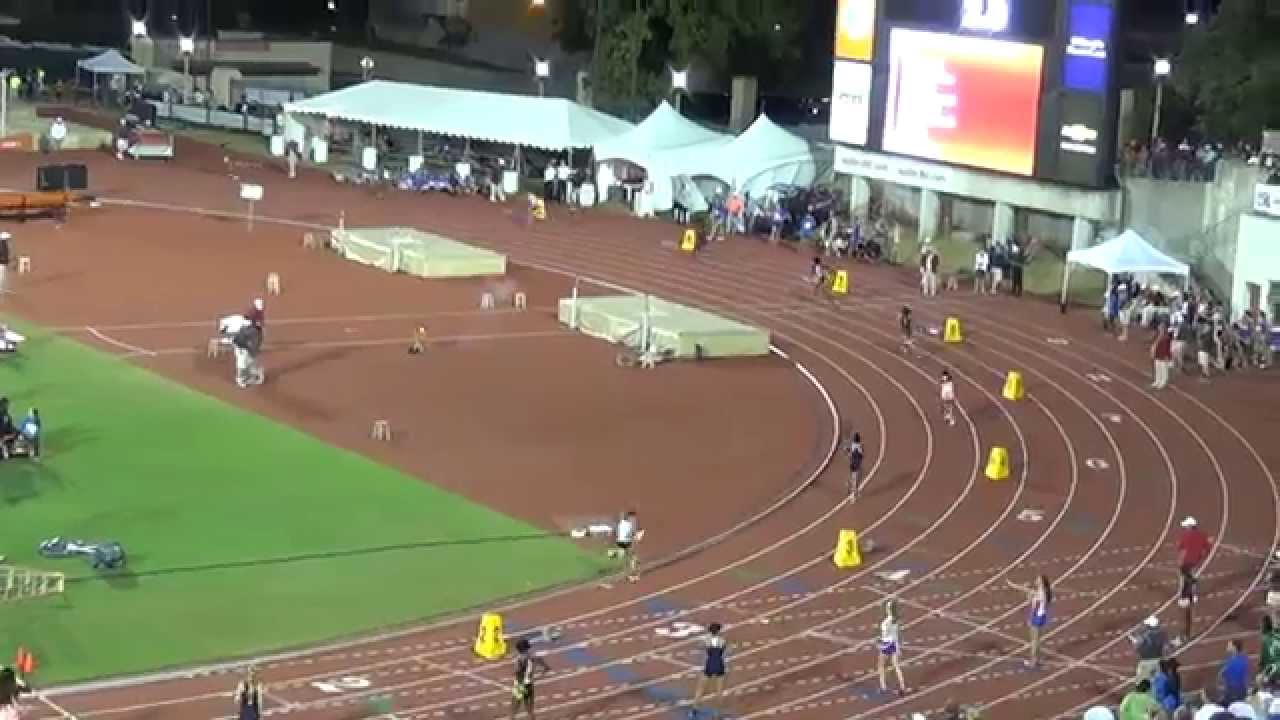 texas 4a state track meet 2014
