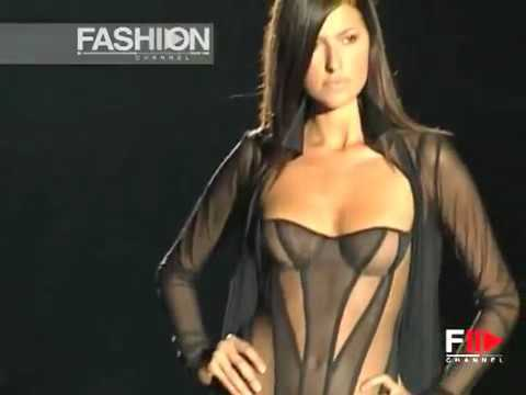 Lingerie 'LA PERLA Underwear' Spring Summer 2002   10 Years Ago by Fashion Channel
