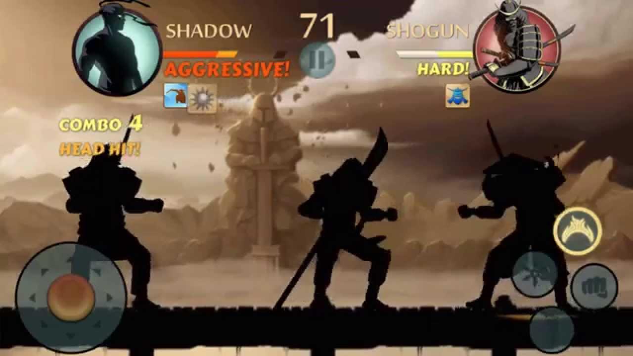 لعبه فنون القتال المدهشه : Shadow Fight 2 v1.9.13 بنظام Xapk