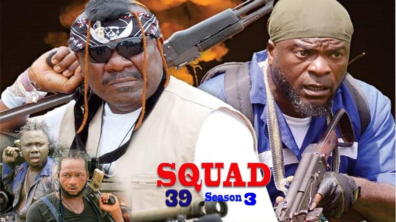 Download Squad 39 Season 5 (NEW MOVIE) - 2019 Latest Nigerian Nollywood Movie
