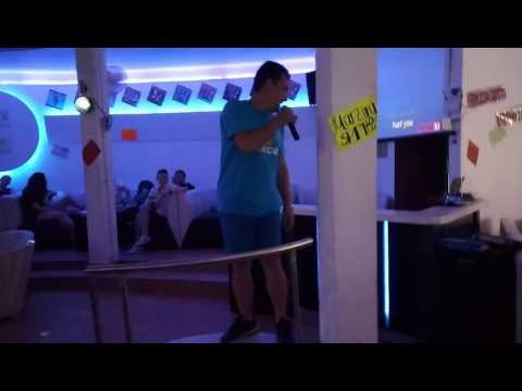 Tony's Karaoke Bar. Sunny Beach Bulgaria