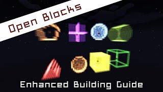 Open Blocks : Enhanced building guide [FR]