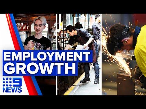 Coronavirus: Unemployment rate rises slightly over September | 9 News Australia