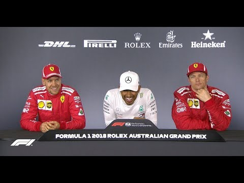 Top 5 Moments | 2018 Australian Grand Prix