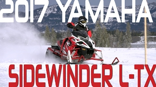 STV 2017 Yamaha Sidewinder L-TX
