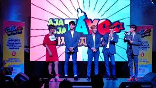 """Aja Aja Tayo"" with BNF Boyband 