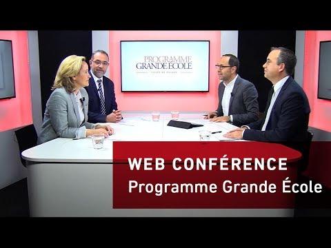 [Web Conférence] Programme Grande École - IDRAC Business School - Partie 1