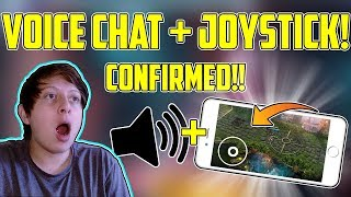VAINGLORY | JOYSTICK AND VOICE CHAT CONFIRMED! VAINGLORY NEWS!!! UPDATE 3.3, 3.4+