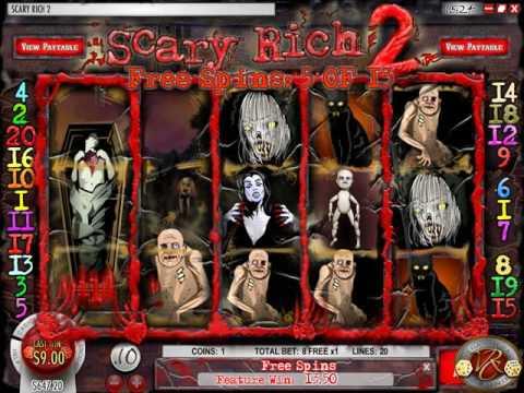 Spiele Scary Rich 2 - Video Slots Online
