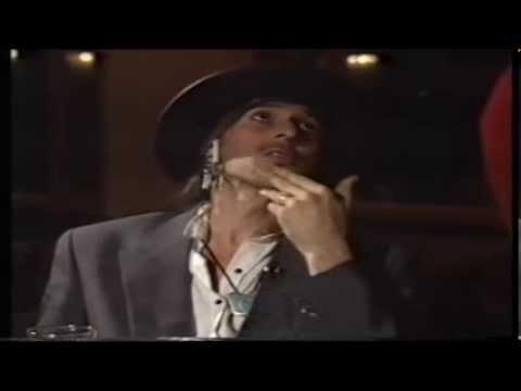 Andy Mccoy Nicky Hopkins Dave Lindholm haastattelu -91