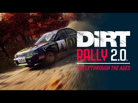 Rally Through The Ages | DiRT Rally 2.0 [IT]
