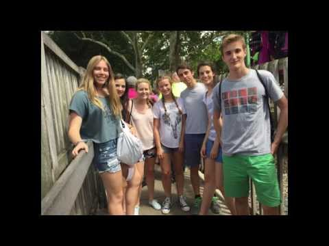 Summer Enrichment at Penn State Farewell Video - 2015