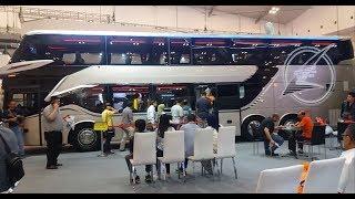 Ini Bus Paling BESAR di Dunia,  Double Decker MEWAH