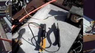 Сварка медных проводов(Самодельный сварочный Аппарат для Сварки медных проводов своими руками (welding of copper wires) https://www.youtube.com/user/TvKolhoZ..., 2015-04-24T14:40:43.000Z)